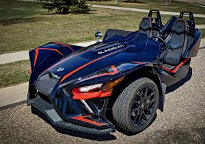 Polaris Slingshot 2021 Model Gives You The Control You So Desire